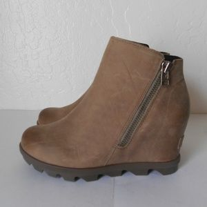 New SOREL Joan of Arctic II Waterproof Wedge Boots